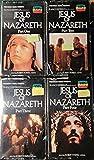 Jesus Of Nazareth - Franco Zeffirelli - Box Set [VHS]