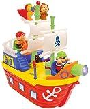 Piratenschiff für little people Boot Musik Licht Sound