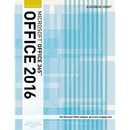 Illustrated Microsoft Office 365 2016 Introductory Loose Leaf Version