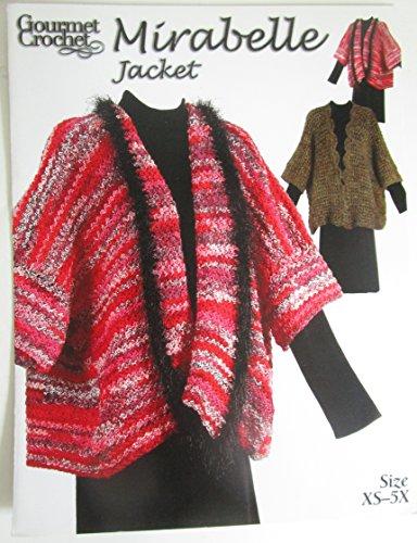 (Mirabelle Jacket Craft Pattern )