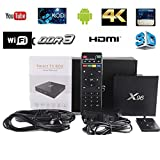 Unlocked2018 KODI TV Box New Android TV Box Amlogic Quad Core HDMI 4K