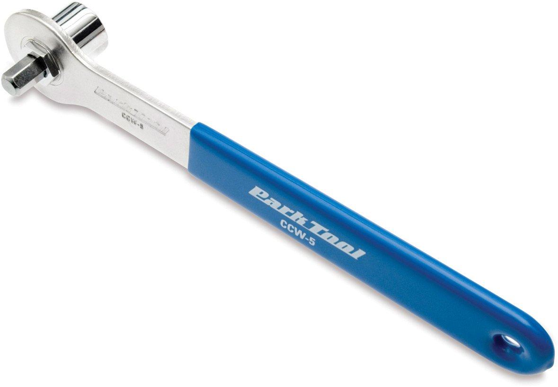 ParkTool CCW-5 - Llave para tuercas de bielas azul negro Talla:talla única CCW-5C