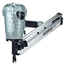 Hitachi NR90ADS1 2-Inch to 3-1/2-Inch Paper Collated Framing Nailer