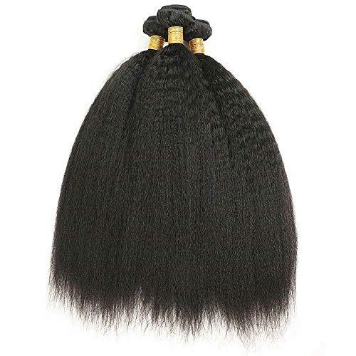 wigs buy Haarverlängerung, 18 18 20, Black#1B (Klassische Farbtöne)