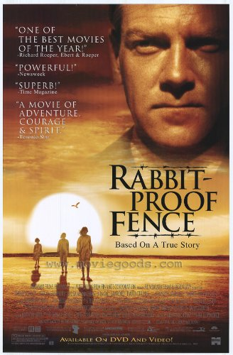 Image result for Rabbit-fence film poster adapted from book