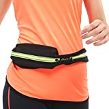 Yodo Sports Running Waist Pack,Outdoor Sweatproof Reflective Runner Belt for iPhone, Samsung Edge / Note / Galaxy – Men, Women during Fitness, Running, Cycling, Hiking, Travel, Workout,Green For Sale
