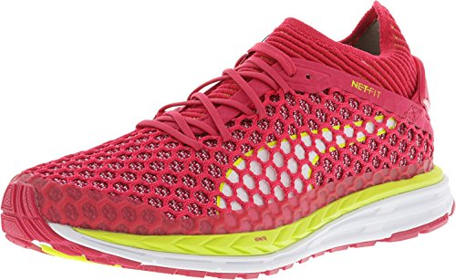 PUMA Netfit Shoe Women's Yellow Athletic Sparkling Cosmo Ignite White Nrgy Speed TFwgqTxU