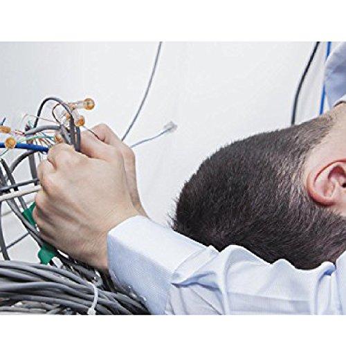 QualGear CT5-B-100-P Self-Locking Cable Ties, 8-Inch, Black 100/Poly Bag by QualGear (Image #5)
