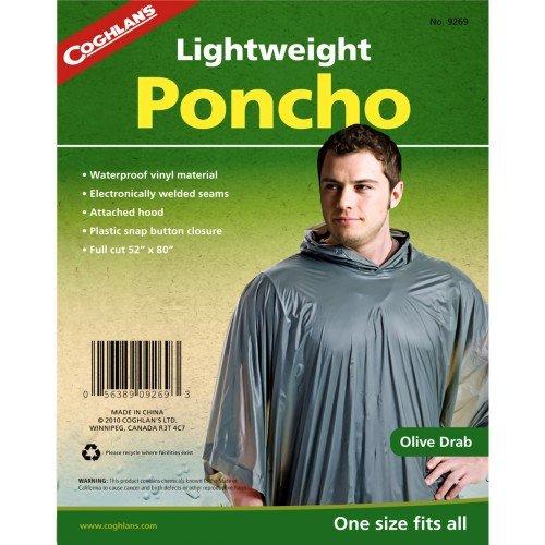 (Coghlan's Vinyl Poncho)
