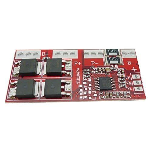 Aihasd 4S 30A High Current Li-ion Batterie lithium 18650 Chargeur Protection Board 14,4V 14,8V 16,8V