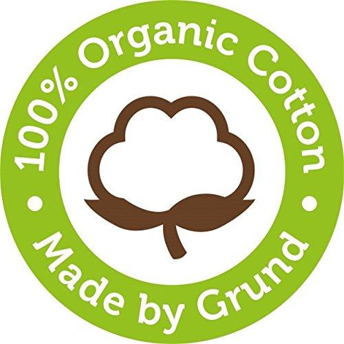 Grund Asheville Series 100% Organic Cotton Bath Rug 24-Inch by 40-Inch White by Grund (Image #3)