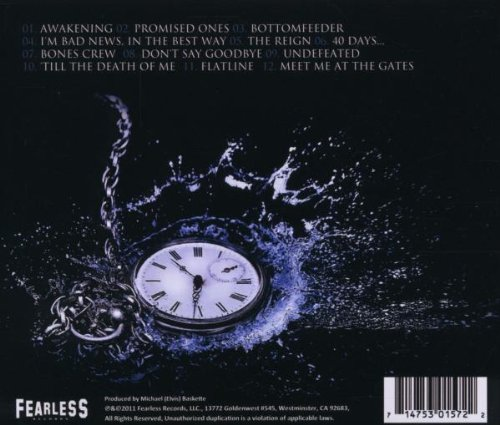 cd do blessthefall