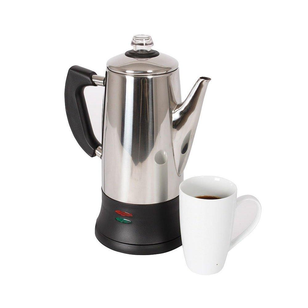 3 Pint Electric Cordless Coffee Percolator