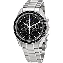 Omega Men's Speedmaster Moon Phase Mechanical Chronograph Watch (Model: 3575.20.00)