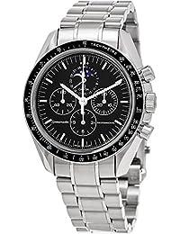 Omega Men's Speedmaster Moon Phase Mechanical Chronograph Watch (Model: 3575.20.00)