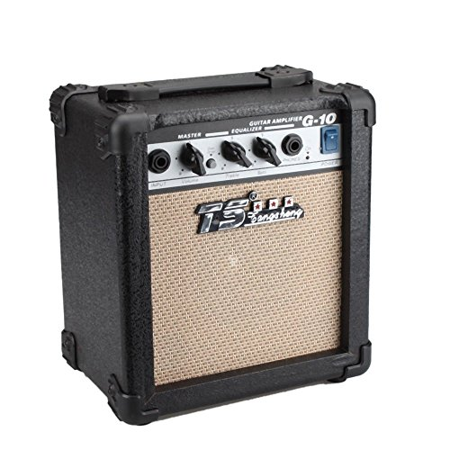 High Peformance GT-10W Guitar Amplifier Black by Lykos