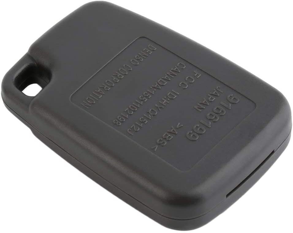 3 Botones Fob Remoto Shell del Coche Clave para Volvo S70 V70 C70 S40 V40 XC90 XC70 Reemplazo Uncut Blade Car Key Case Cubierta