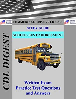 CDL PRACTICE TEST FOR SCHOOL BUS DRIVERS DOWNLOAD (2019)