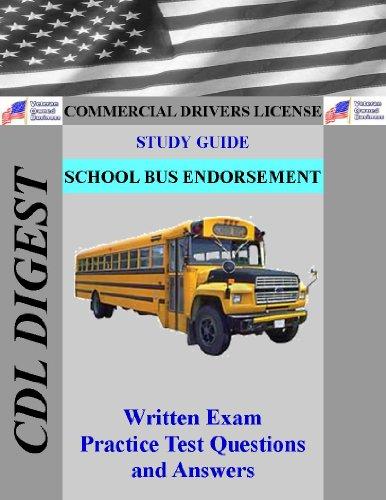 CDL Study Guide: School Bus Endorsement