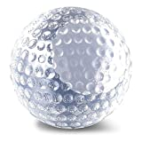Jewelry Adviser Gifts Glass Golf Ball Award Paperweight