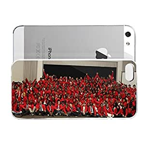 iPhone 5S Case AllonGroy Ideas Ignite Fellowship National Jamboree AllonGroy Orbis Hard Plastic Cover for iPhone 5 Case