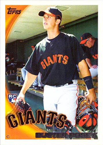 Topps Baseball Buster Posey Rookie product image