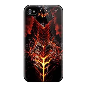 Hot Snap-on World Of Warcraft Dragon Characters Faces Hard Covers Cases/ Protective Cases For Iphone 6plus