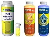 General Hydroponics pH Control Kit - 722080 (Lawn & Patio)