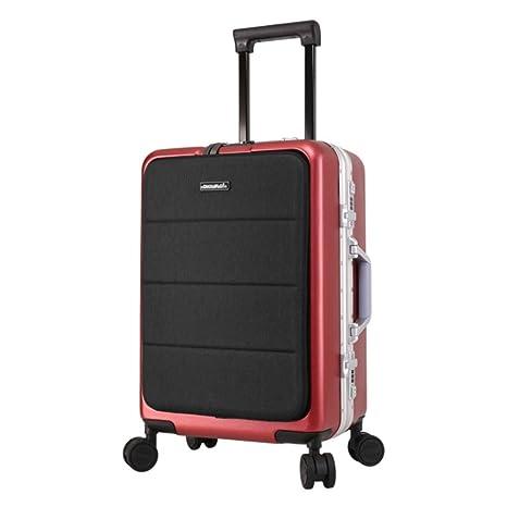 Maleta de equipaje 20 pulgadas de una sola pieza Softshell ...