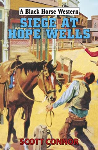 book cover of Siege at Hope Wells