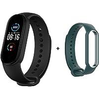 Xiaomi Mi Band 5 Fitness Tracker, pantalla AMOLED de 1,1 pulgadas, carga magnética para la salud de las mujeres, modo…