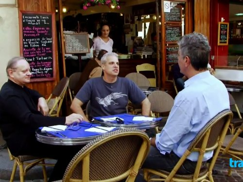 Paris (No Reservations Season 1)