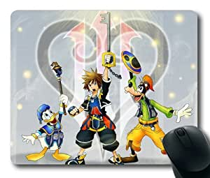 Kingdom Hearts Announced Game Mouse Pad/Mouse Mat Rectangle by ieasycenter by ruishername