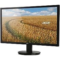 Acer K242HLbd 61cm (24) 16:9 LED 1920x1080(FHD) 5ms 100M:1 DVI czarny