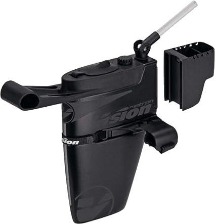 Vision Metron Front Mounted Hyrdation System Black