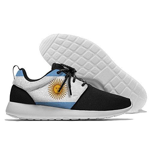 Yoigng Herenvlag Van Argentinië Jogging Schoenen Sport Sneakers Casual Schoenen