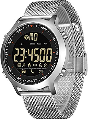 Reloj Inteligente Smart Watch Reloj Digital, para Hombre ...