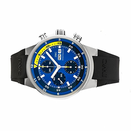 IWC-Aquatimer-automatic-self-wind-mens-Watch-IW378203-Certified-Pre-owned