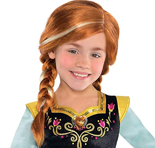 Disney Frozen Childs Wig CostumeUSA product image