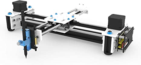 500 MW DIY Drawing Robot XY Plotter Pen Drawing Laser Grabado ...