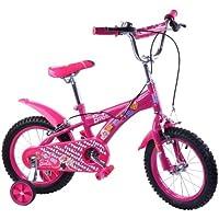 Barbie Pink 41 cm Bicycle, Pink
