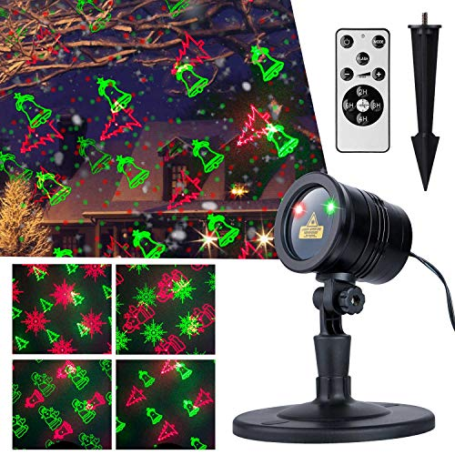 Christmas Outdoor Laser Lights