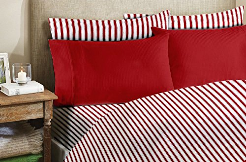 Homelux 4 Piece Bamboo Egyptian Pillowcase