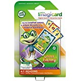 LeapFrog Letter Factory Adventures Imagicard Learning Game (LeapPads Epic)