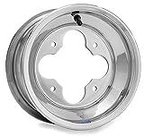Douglas Wheel Tire A514-03 A5 Wheel - 10x5 - 3B+2 Offset - 4/156 - Aluminum , Bolt Pattern: 4/156, Color: Aluminum, Wheel Rim Size: 10x5, Rim Offset: 3B+2, Position: Front