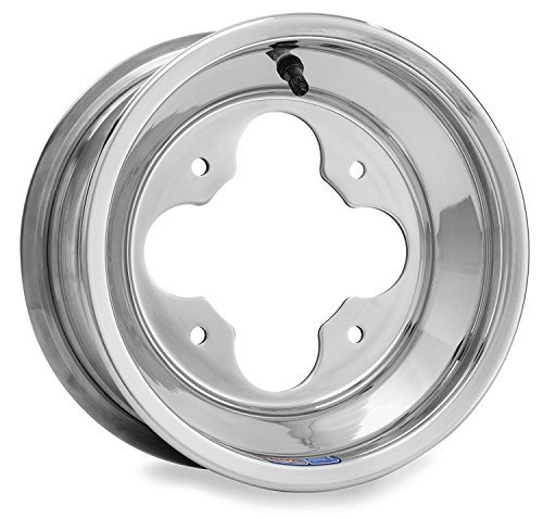 Douglas Wheel Tire A514-03 A5 Wheel - 10x5 - 3B+2 Offset - 4/156 - Aluminum , Bolt Pattern: 4/156, Color: Aluminum, Wheel Rim Size: 10x5, Rim Offset: 3B+2, Position: Front