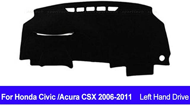 Premium Carpet, Smoke DashMat Original Dashboard Cover Acura TL