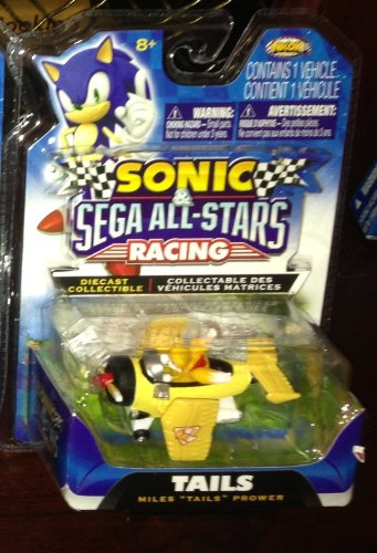 Sonic & Sega All-Stars Racing -TAILS- Miles