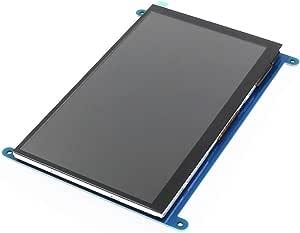 7-inch LCD Monitor HDMI 1024X600 HD Touch Screen capacitive Screen for Raspberry Pi 4 Model B 3B+/3B/2B/B+