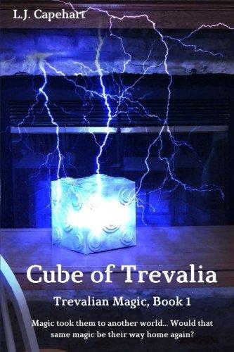 Cube Trevalia Trevalian Magic Book product image